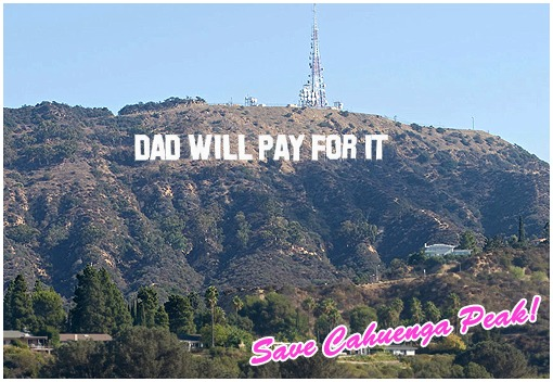 Dad will pay